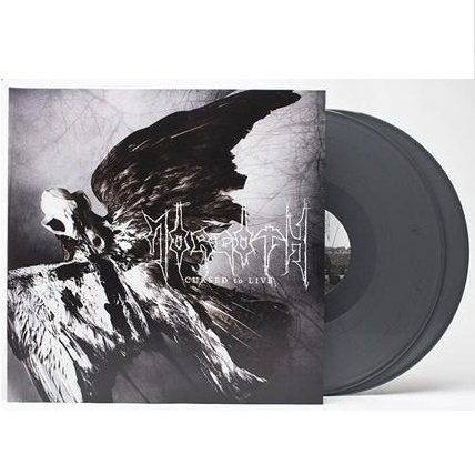 Morgoth - Cursed To Live Black Vinyl 2LP