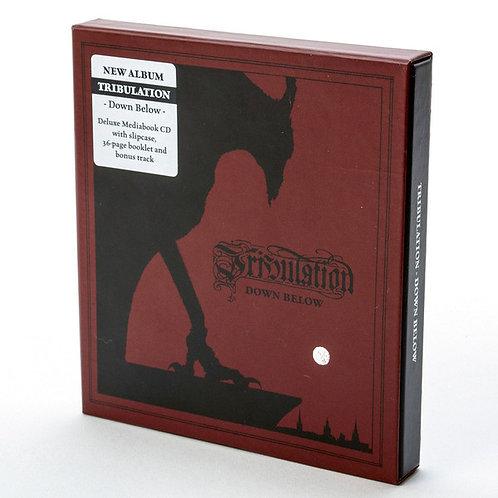 Tribulation - Down Below CD