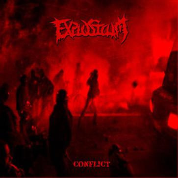 Explosicum - Conflict Red Vinyl LP Ltd 100