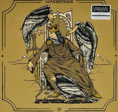 Warbringer - Iv: Empires Collapse Black Vinyl LP