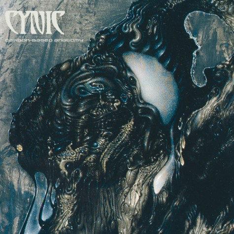 Cynic - Carbon-Based Anatomy CD