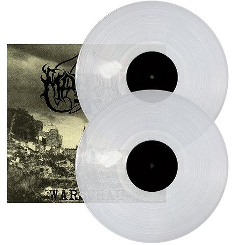Marduk - Warschau Clear Vinyl 2LP