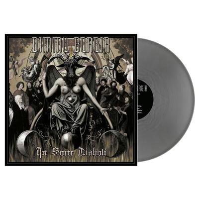 Dimmu Borgir - In Sorte Diaboli Silver Vinyl LP