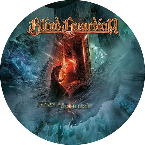 Blind Guardian - Beyond The Red Mirror Picture Vinyl 2LP