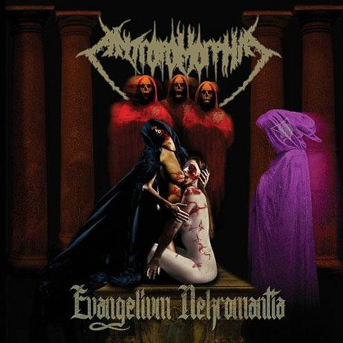 Antropomorphia - Evangelivm Nekromantia Black Vinyl LP