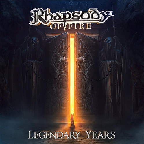 Rhapsody Of Fire - Legendary Years CD Digipak