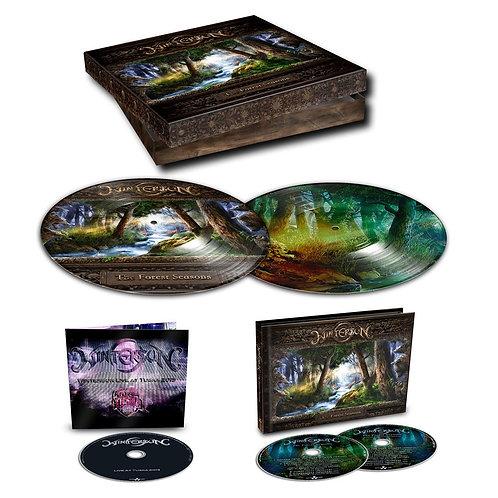 Wintersun - The Forest Seasons Picture Vinyl Box Set 2LP