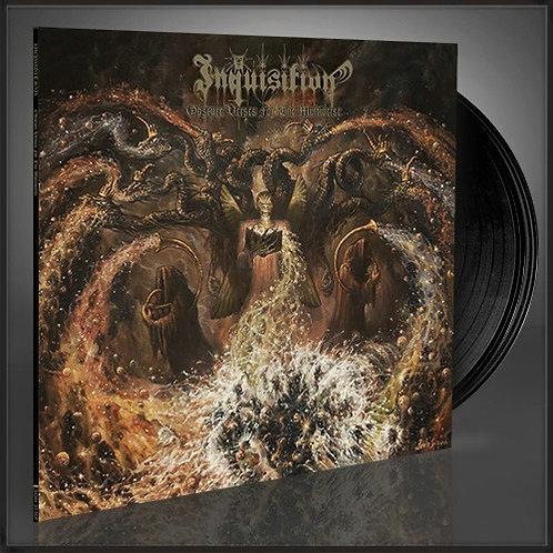 Inquisition - Obscure Verses For The Multiverse Black Vinyl 2LP