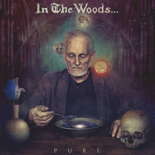 In The Woods - Pure Black Vinyl 2LP