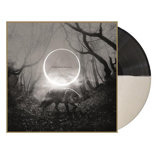 Downfall Of Gaia - Atrophy Split-Col Black/White Vinyl LP