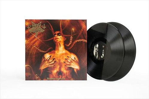 Dark Funeral - Diabolis Interium Black Vinyl 2LP