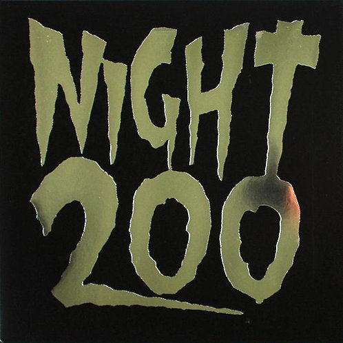 Various - Night 200 Black Vinyl LP