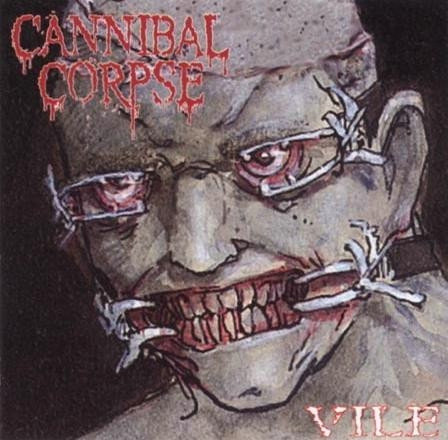Cannibal Corpse - Vile CD