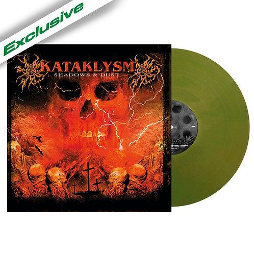 Kataklysm - Shadows And Dust NB Anniversary Green Vinyl LP
