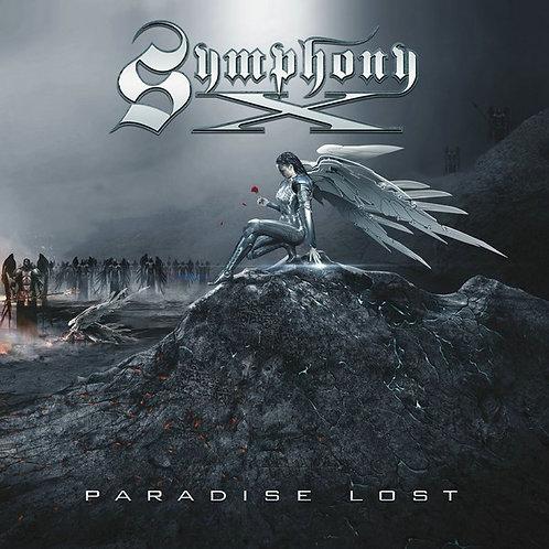 Symphony X - Paradise Lost CD+DVD Digipak