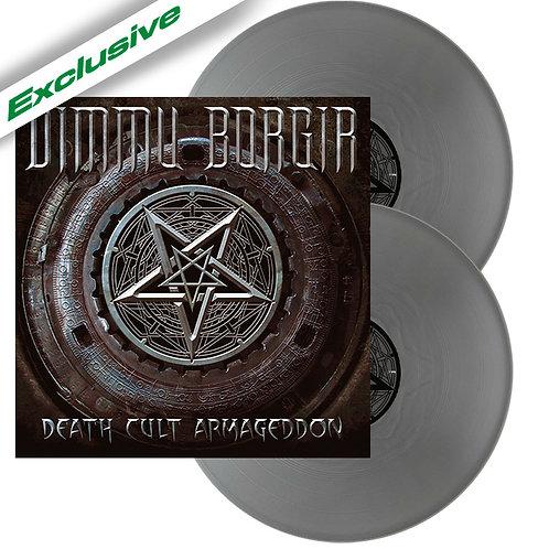 Dimmu Borgir - Death Cult Armageddon Silver Vinyl 2LP