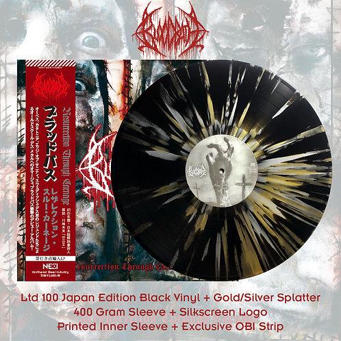 Bloodbath - Resurrection Through Carnage Black Vinyl + Gold/Silver Splatter
