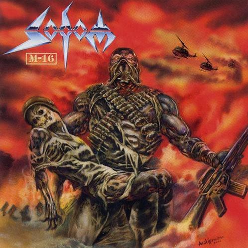Sodom - M 16 CD