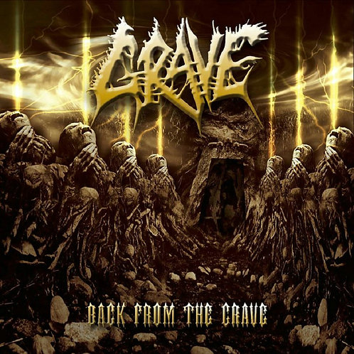 Grave - Back From The Grave CD