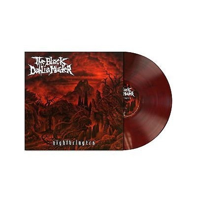 The Black Dahlia Murder - Nightbringers Orange Brown Vinyl LP