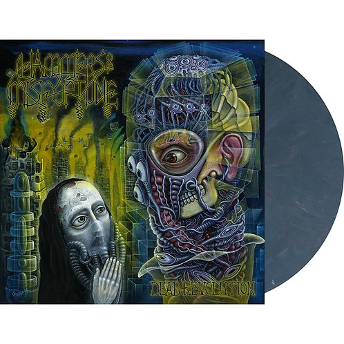 Hammers Of Misfortune - Dead Revolution Blue Vinyl LP