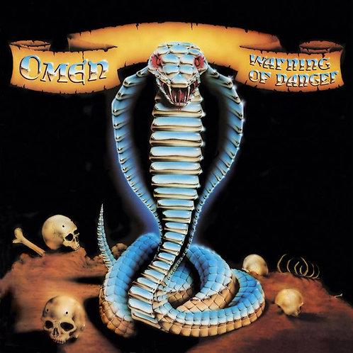 Omen - Warning Of Danger CD Digipak