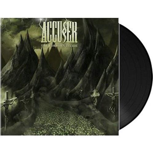 Accuser - The Forlorn Divide Black Vinyl LP