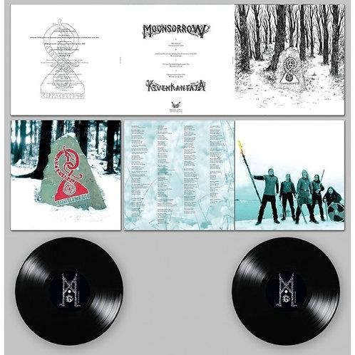 Moonsorrow - Kivenkantaja Black Vinyl 2LP