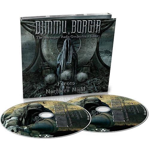 Dimmu Borgir - Forces Of The Northern Night 2CD Digipak