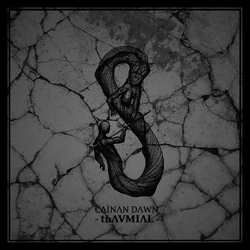 Cainan Dawn - Thavmial Black Vinyl 2LP