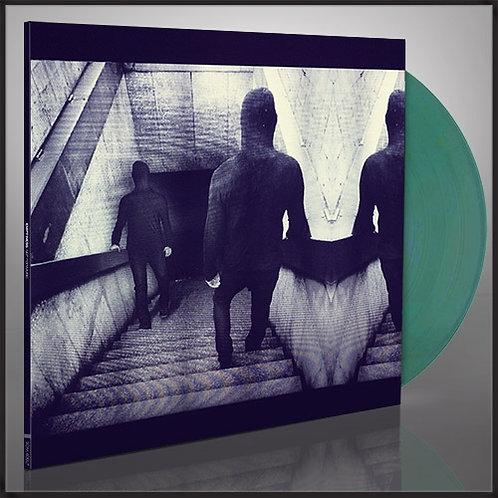 Emptiness - Not For Music Green Vinyl LP