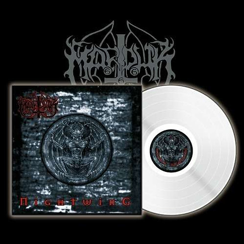 Marduk - Nightwing White Vinyl LP