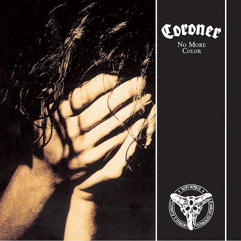 Coroner - No More Color CD