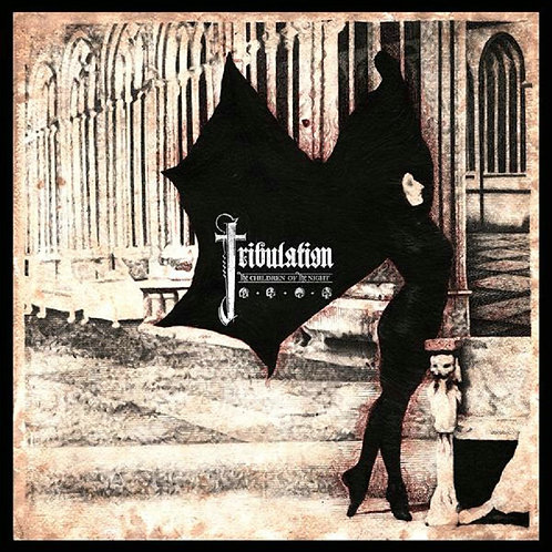 Tribulation - The Children Of The Night CD