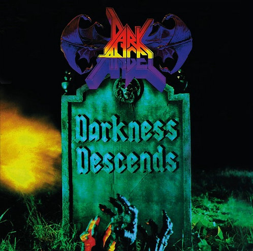 Dark Angel - Darkness Descends CD