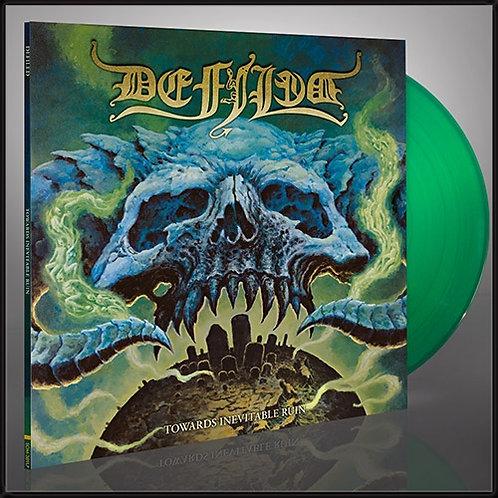 Defiled - Towards Inevitable Ruin Green Vinyl LP