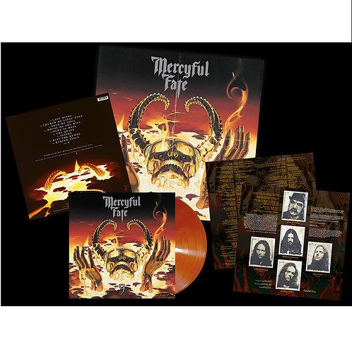 Mercyful Fate - 9 Orange/Brown Vinyl LP