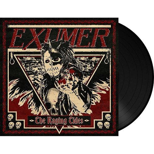 Exumer - The Raging Tides Black Vinyl LP