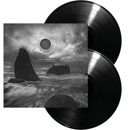 Downfall Of Gaia - Aeon Unveils The Thrones Of Decay Black Vinyl 2LP