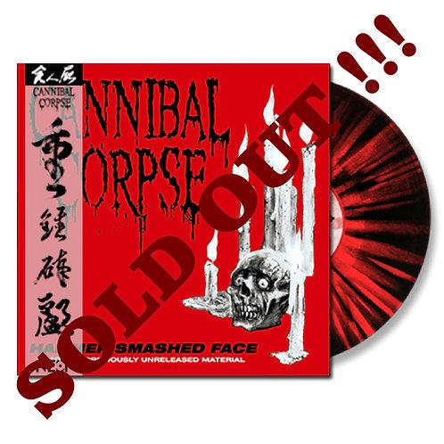 Cannibal Corpse - Hammer Smashed Face Splatter Vinyl Ltd 100