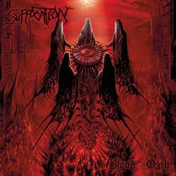 Suffocation - Blood Oath CD