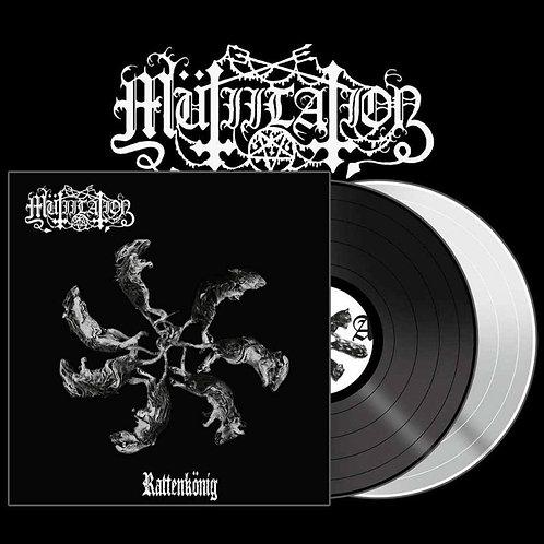 Mutiilation - Rattenkonig White Vinyl LP