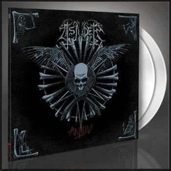 Tsjuder - Antiliv  White Vinyl 2LP
