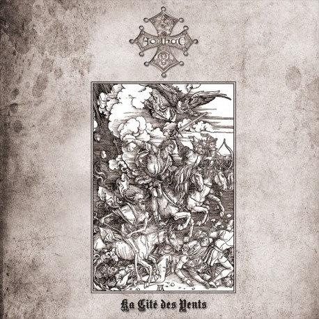 Aorlhac - La Cite Des Vents Black Vinyl LP