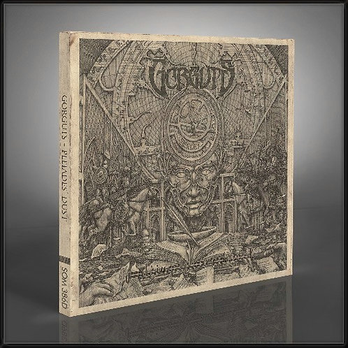 Gorguts - Pleiades  Dust CD Digipak
