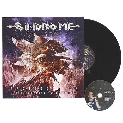 Sindrome - Resurrection - The Complete Collection Black Vinyl LP