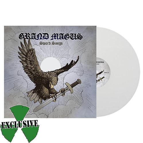 Grand Magus - Sword Songs White Vinyl LP