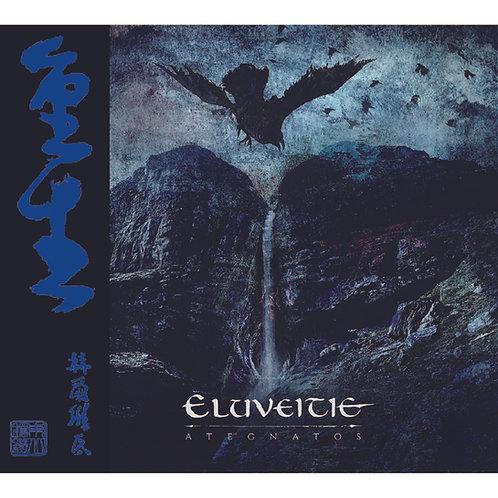 Eluveitie - Ategnatos Digipak +Bonus