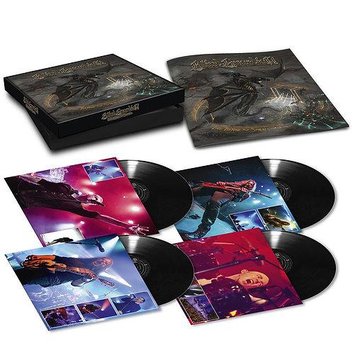 Blind Guardian - Live Beyond The Spheres Black Vinyl Box Set 4LP