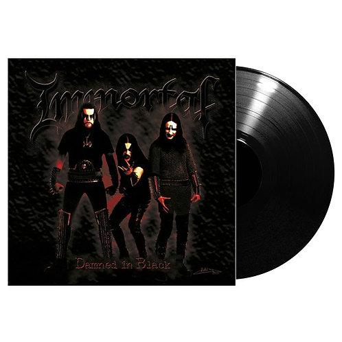 Immortal - Damned In Black Black Vinyl LP